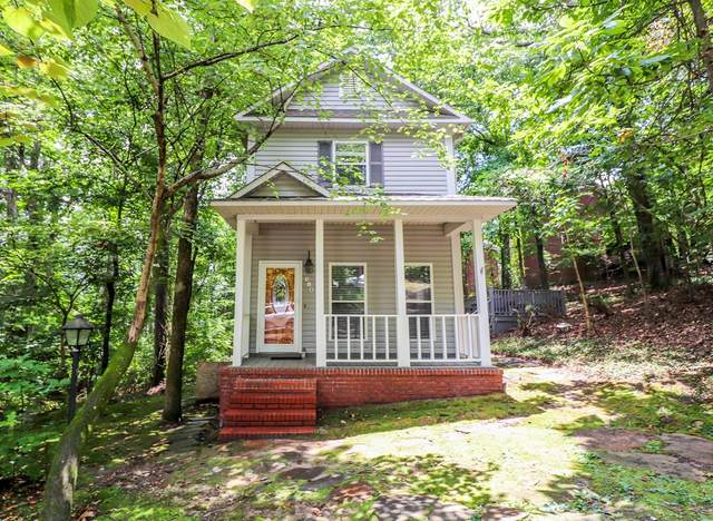 518 Lee Cove, OXFORD, MS 38655 (MLS #148658) :: Cannon Cleary McGraw