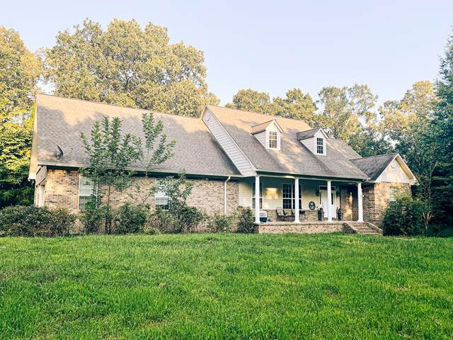 92 Cr 302, Calhoun City, MS 38916 (MLS #148686) :: Cannon Cleary McGraw