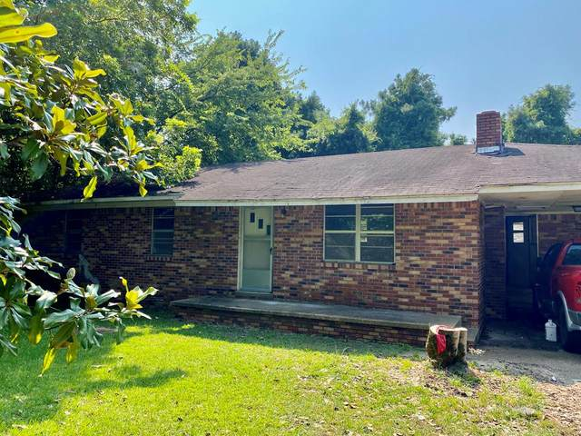 1010 Molly Barr Road, OXFORD, MS 38655 (MLS #148725) :: Oxford Property Group
