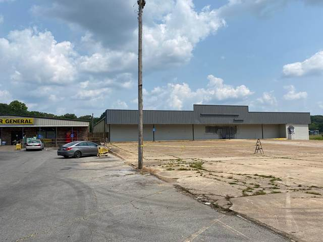 1004 Central Street, WATER VALLEY, MS 38965 (MLS #148787) :: Nix-Tann and Associates