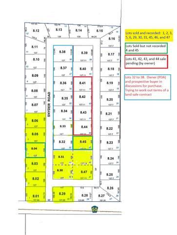 xxx Cherry Dr, WATER VALLEY, MS 38965 (MLS #148852) :: Nix-Tann and Associates