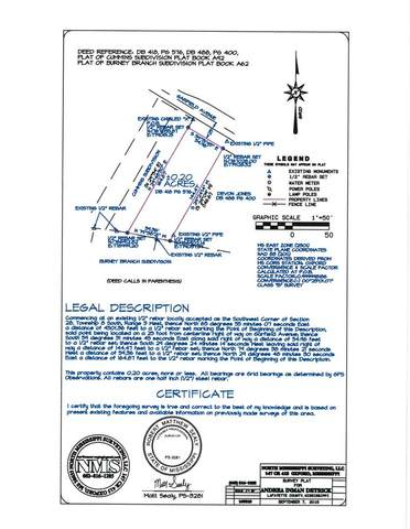 TBD Garfield Ave., OXFORD, MS 38655 (MLS #148858) :: Oxford Property Group