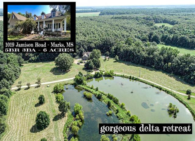 1019 Jamison Rd. - Marks - Quitman County, Marks, MS 38646 (MLS #148961) :: Nix-Tann and Associates