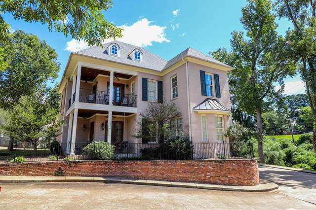 100 Burgundy, OXFORD, MS 38655 (MLS #149001) :: Cannon Cleary McGraw