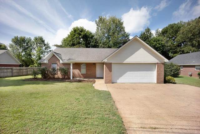 509 Bowie St., OXFORD, MS 38655 (MLS #149017) :: Cannon Cleary McGraw