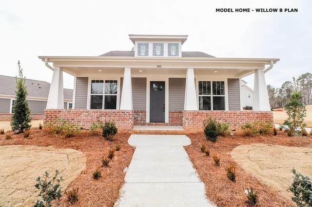 525 Shreve Oak Circle, OXFORD, MS 38655 (MLS #149021) :: Cannon Cleary McGraw