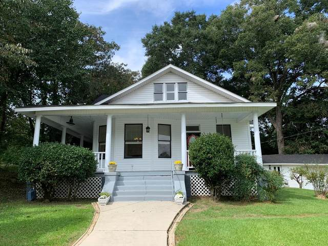 105 Pate St, WATER VALLEY, MS 38965 (MLS #149038) :: Cannon Cleary McGraw
