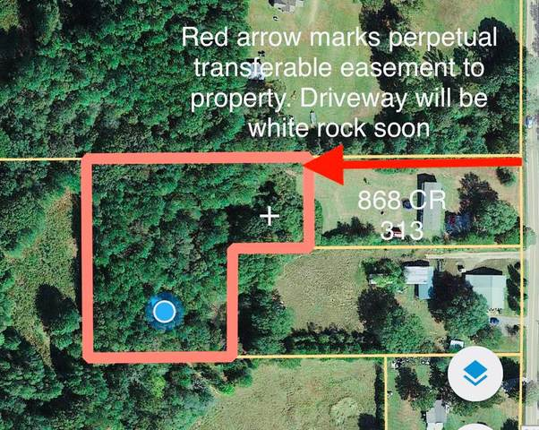 TBD Cr 313, OXFORD, MS 38655 (MLS #149068) :: Oxford Property Group