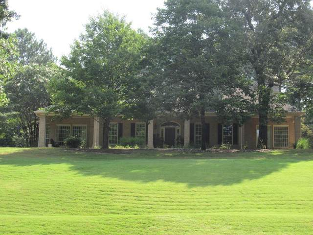 821 Brentwood Cove, OXFORD, MS 38655 (MLS #149069) :: Oxford Property Group