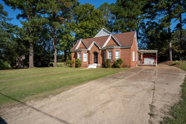 112 W Veterans Blvd, Derma, MS 38839 (MLS #149075) :: Oxford Property Group
