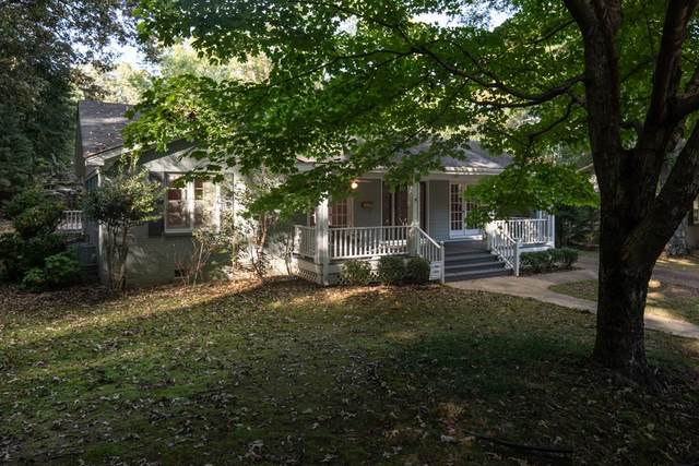 1787 Johnson Avenue Extended, OXFORD, MS 38655 (MLS #149154) :: Cannon Cleary McGraw