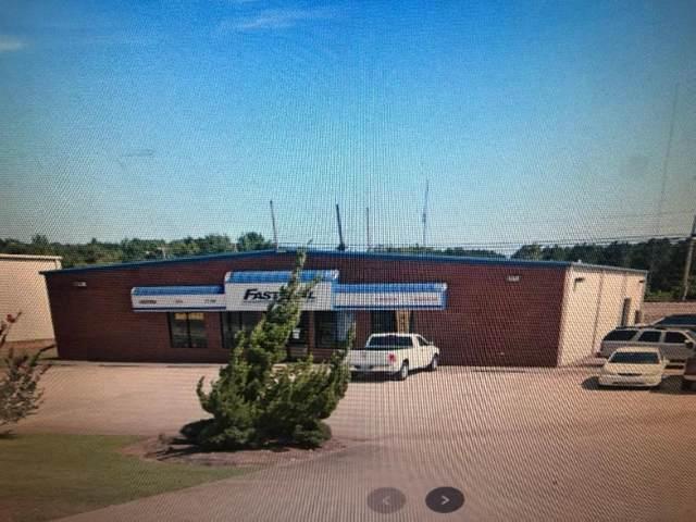 203 W Bankhead Drive, NEW ALBANY, MS 38652 (MLS #149159) :: Nix-Tann and Associates