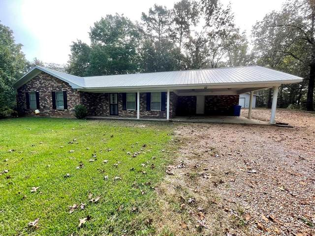 67 Cr 485, Calhoun City, MS 38916 (MLS #149178) :: Nix-Tann and Associates