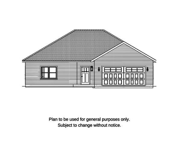 65 Thaxton Hills Dr. Lot 90, THAXTON, MS 38655 (MLS #149182) :: Nix-Tann and Associates