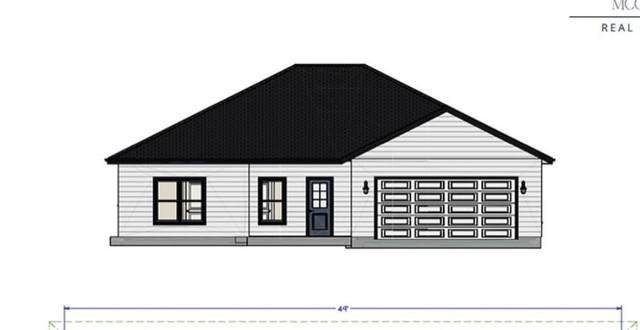 130 Thaxton Hills Dr. Lot 11, THAXTON, MS 38655 (MLS #149186) :: Oxford Property Group