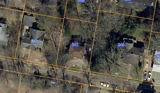 1401 Buchanan, OXFORD, MS 38655 (MLS #149191) :: Oxford Property Group