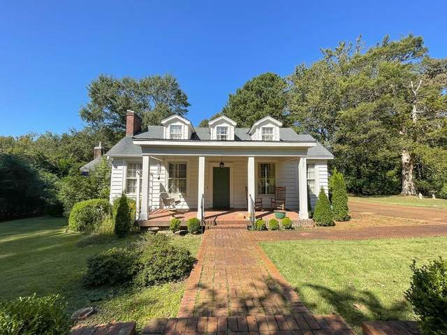 705 Old Taylor Road, OXFORD, MS 38655 (MLS #149192) :: Oxford Property Group