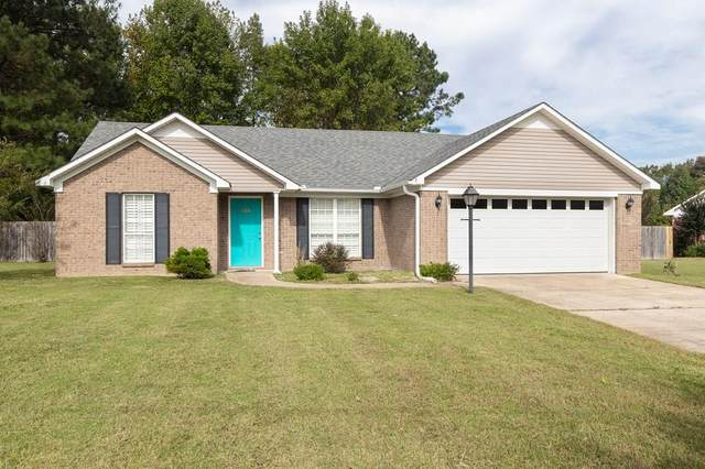 213 Shelbi Drive, OXFORD, MS 38655 (MLS #149194) :: Oxford Property Group