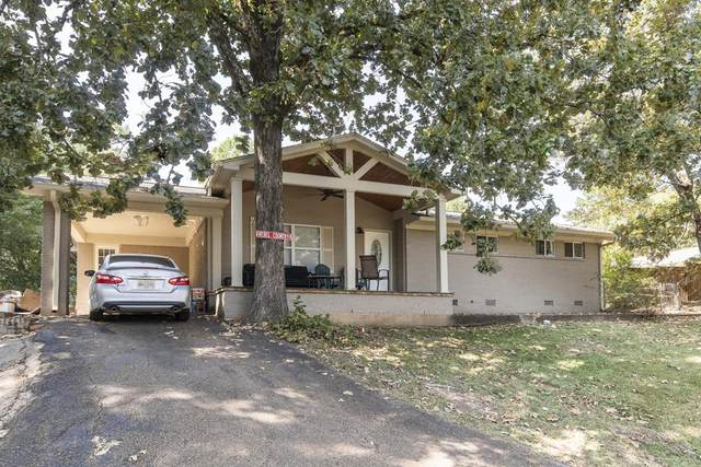 2204 Church St., OXFORD, MS 38655 (MLS #149202) :: Oxford Property Group