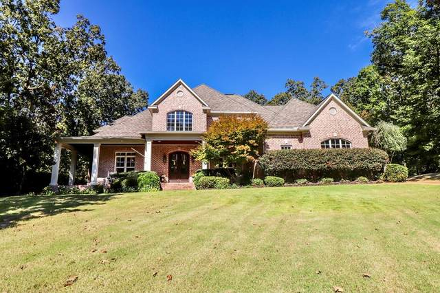 4007 Pintail Cove, OXFORD, MS 38655 (MLS #149213) :: Oxford Property Group
