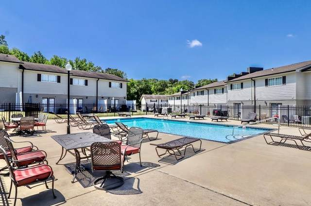 1802 West Jackson Ave. #15, OXFORD, MS 38655 (MLS #149239) :: Nix-Tann and Associates