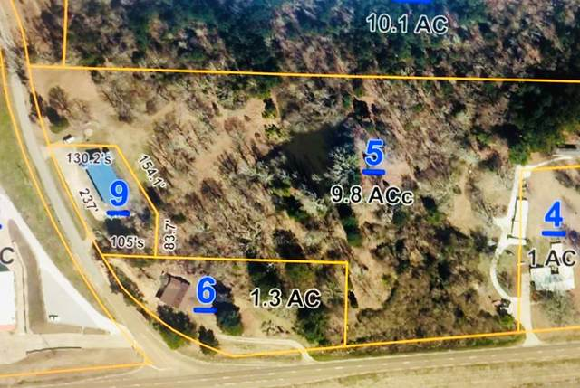 0 Hwy 6 W, OXFORD, MS 38655 (MLS #149243) :: Cannon Cleary McGraw