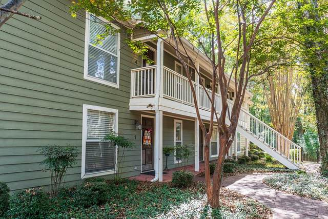 1606 Jackson Ave E, Unit 4, OXFORD, MS 38655 (MLS #149260) :: Cannon Cleary McGraw