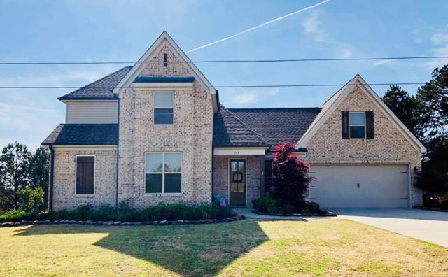 145 Lakes Dr. South, OXFORD, MS 38655 (MLS #139644) :: John Welty Realty