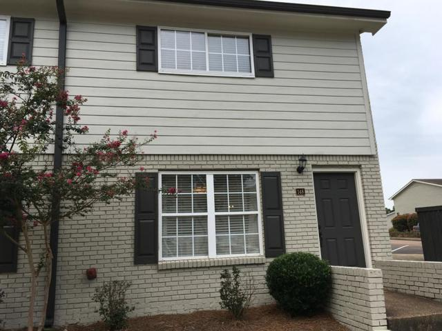 1802 Jackson Ave West. Townhouse # 148, OXFORD, MS 38655 (MLS #141361) :: John Welty Realty