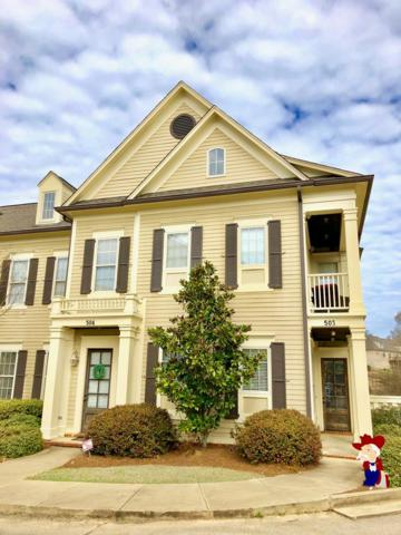 910 Augusta Drive, Unit 503, OXFORD, MS 38655 (MLS #142617) :: John Welty Realty