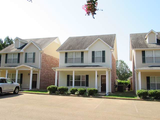 2602 Harris Drive Unit #4, OXFORD, MS 38655 (MLS #143235) :: Oxford Property Group