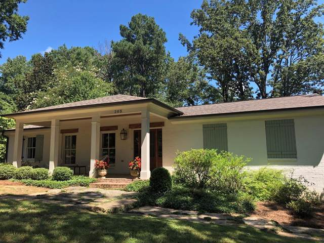 203 St. Andrews Circle, OXFORD, MS 38655 (MLS #143765) :: Oxford Property Group