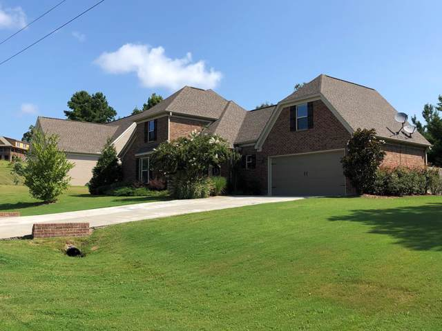 541 Rock Springs Dr, OXFORD, MS 38655 (MLS #143777) :: Oxford Property Group