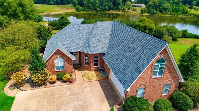 512 Rock Springs Dr, OXFORD, MS 38655 (MLS #143813) :: Oxford Property Group