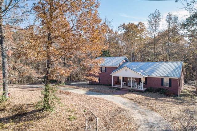 440 Cr 202 (Bay Springs Rd), ABBEVILLE, MS 38601 (MLS #144334) :: John Welty Realty