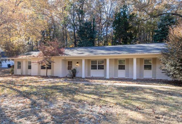 104 Ole Miss Drive, OXFORD, MS 38655 (MLS #144391) :: Oxford Property Group