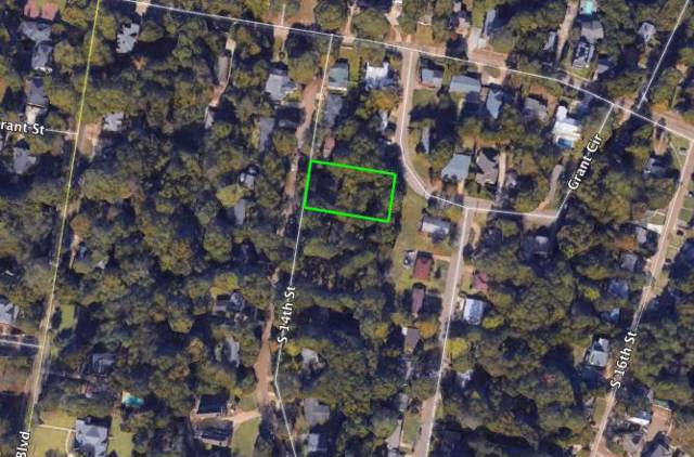 1105 S. 14th St, OXFORD, MS 38655 (MLS #144465) :: Oxford Property Group