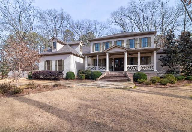 404 Country Club Rd, OXFORD, MS 38655 (MLS #144860) :: Oxford Property Group