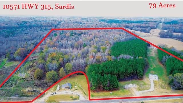 10571 Hwy 315, SARDIS, MS 38666 (MLS #145014) :: John Welty Realty