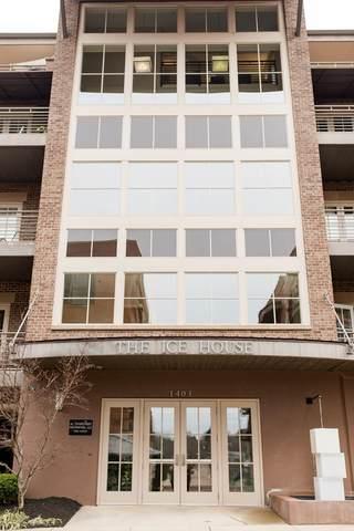 1403 Van Buren #204, OXFORD, MS 38655 (MLS #145253) :: Oxford Property Group
