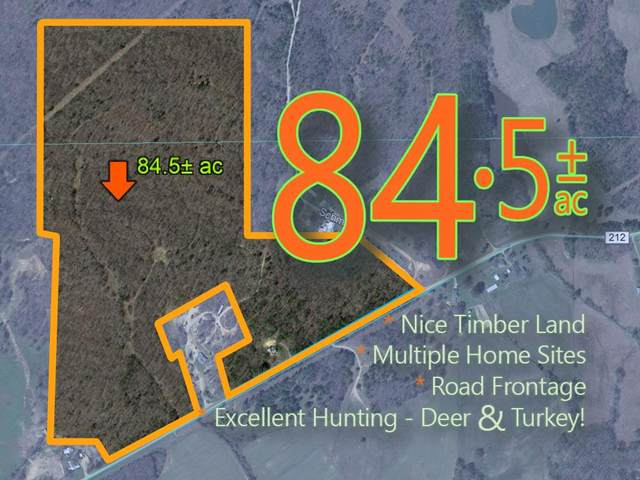 84.5ac Cr 212, WATER VALLEY, MS 38965 (MLS #145437) :: Oxford Property Group