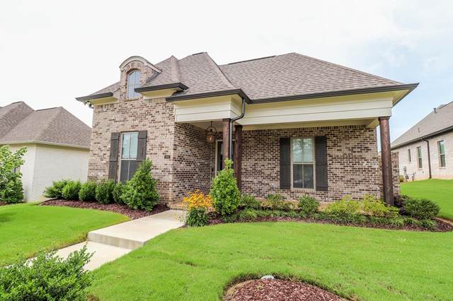 160 Mulberry Lane, OXFORD, MS 38655 (MLS #146126) :: Oxford Property Group