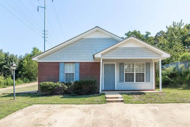 611 Shiloh Drive, OXFORD, MS 38655 (MLS #146359) :: John Welty Realty