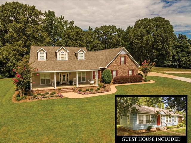 552 Highway 314, OXFORD, MS 38655 (MLS #146931) :: Cannon Cleary McGraw