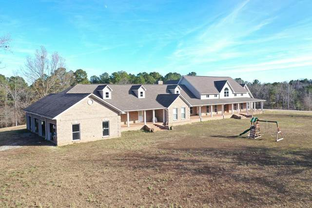 49 County Road 389, WATER VALLEY, MS 38965 (MLS #147219) :: John Welty Realty
