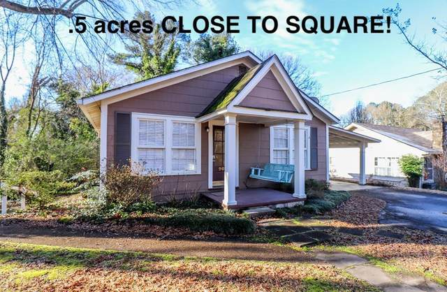 906 Cleveland, OXFORD, MS 38655 (MLS #147484) :: Cannon Cleary McGraw