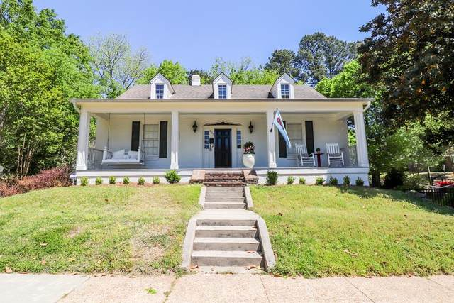 607 South 8th Street, OXFORD, MS 38655 (MLS #147700) :: Oxford Property Group