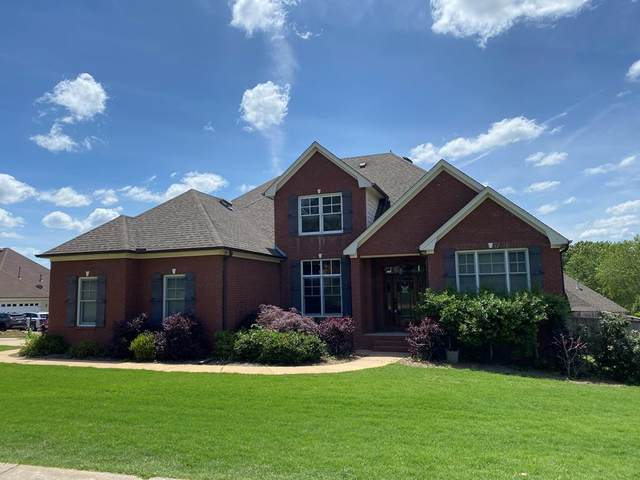500 Northpointe Loop, OXFORD, MS 38655 (MLS #147798) :: Oxford Property Group