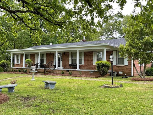 28 Cr 3056, OXFORD, MS 38655 (MLS #147956) :: Cannon Cleary McGraw