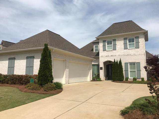 209 Fairway Court, OXFORD, MS 38655 (MLS #147979) :: John Welty Realty